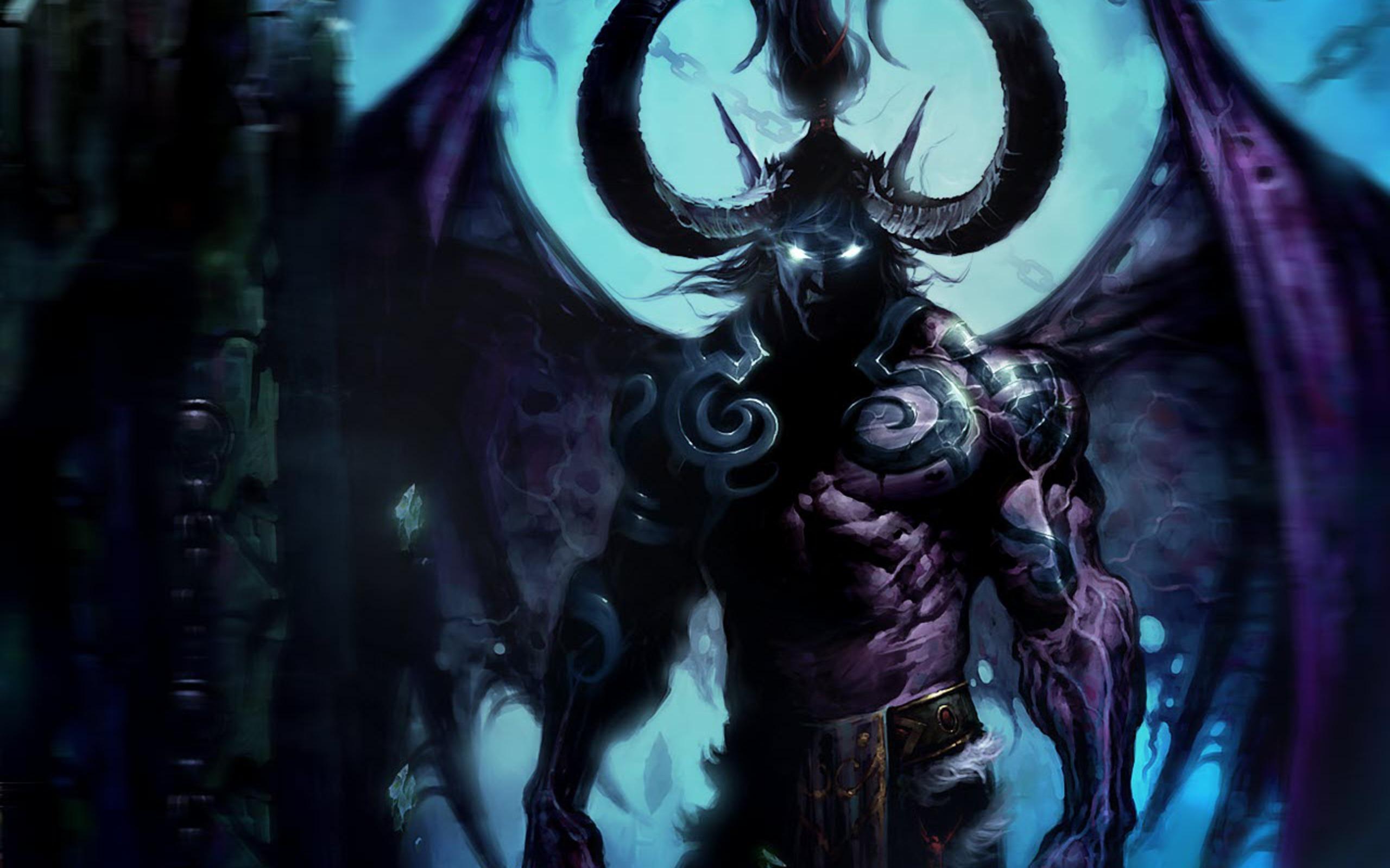 Demon - SF Wallpaper
