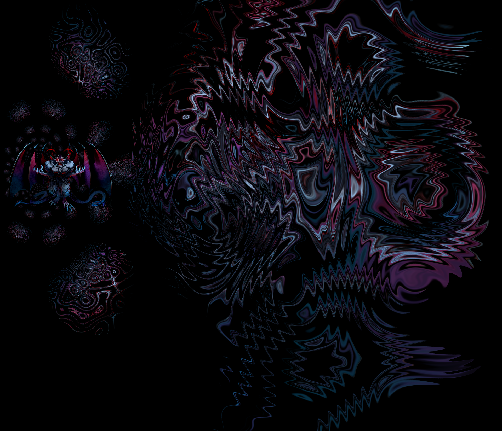 Demonic background sf wallpaper fitured and related categories demonic background 2560x1440 background voltagebd Images