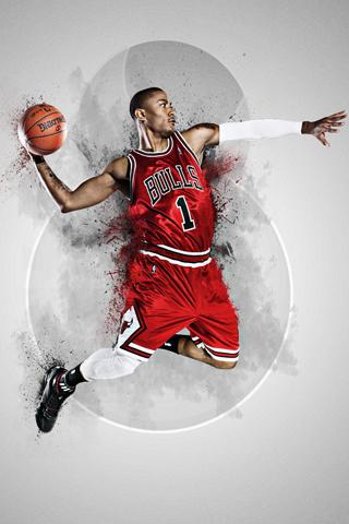 Derrick Rose Live Wallpaper For Android Free Download