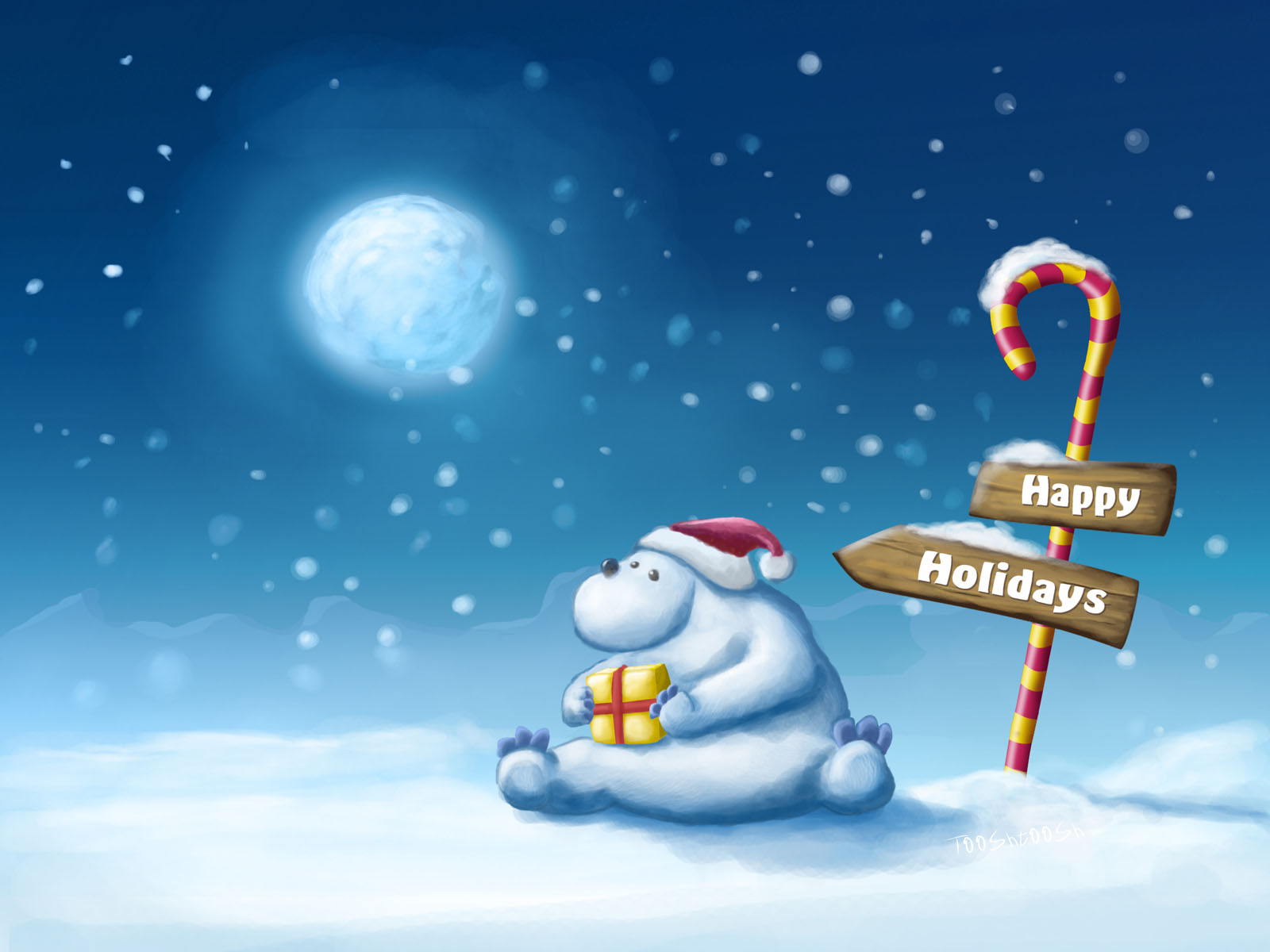 Collection of Christmas Images For Desktop Background on HDWallpapers