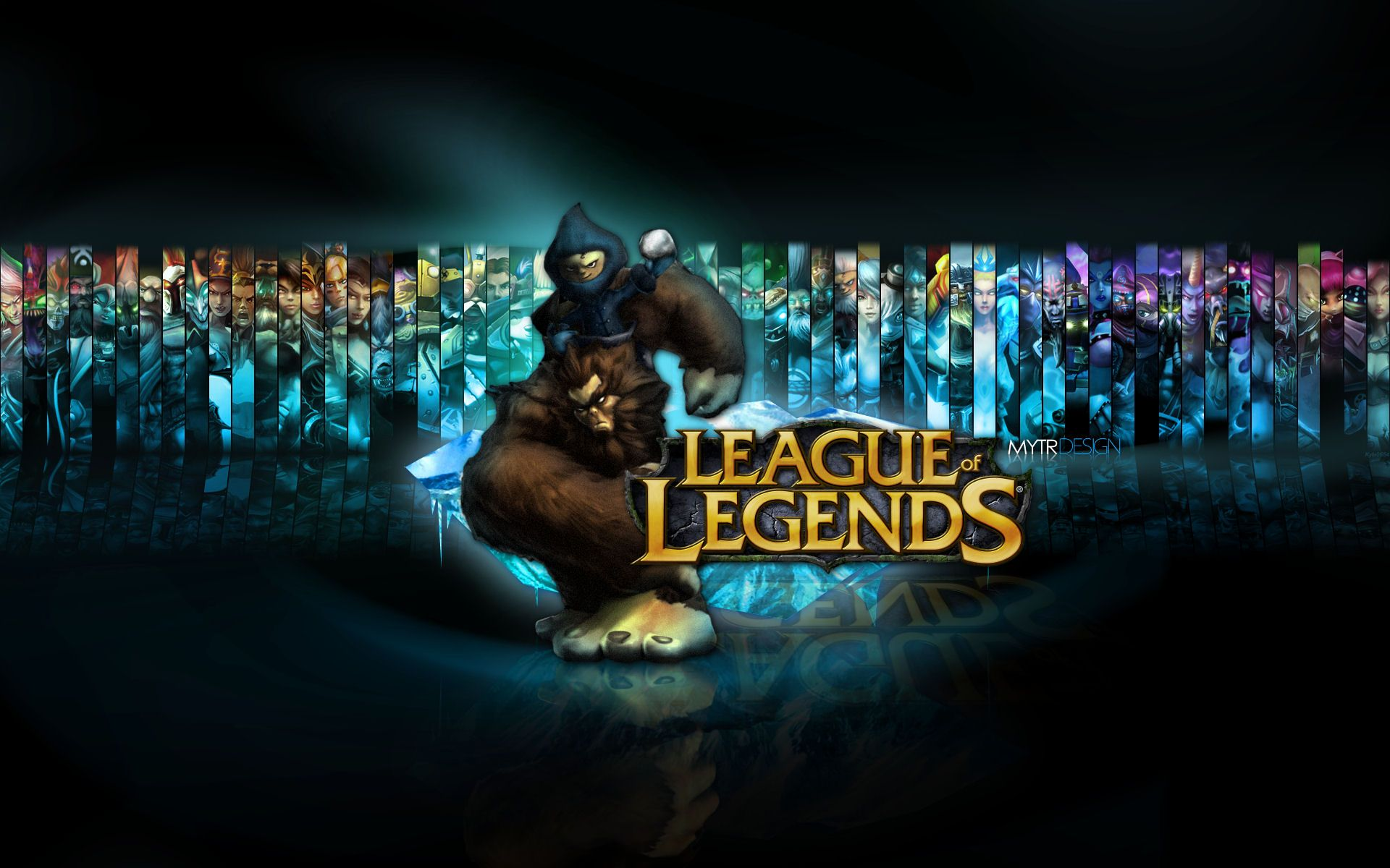 desktop backgrounds league of legends #5