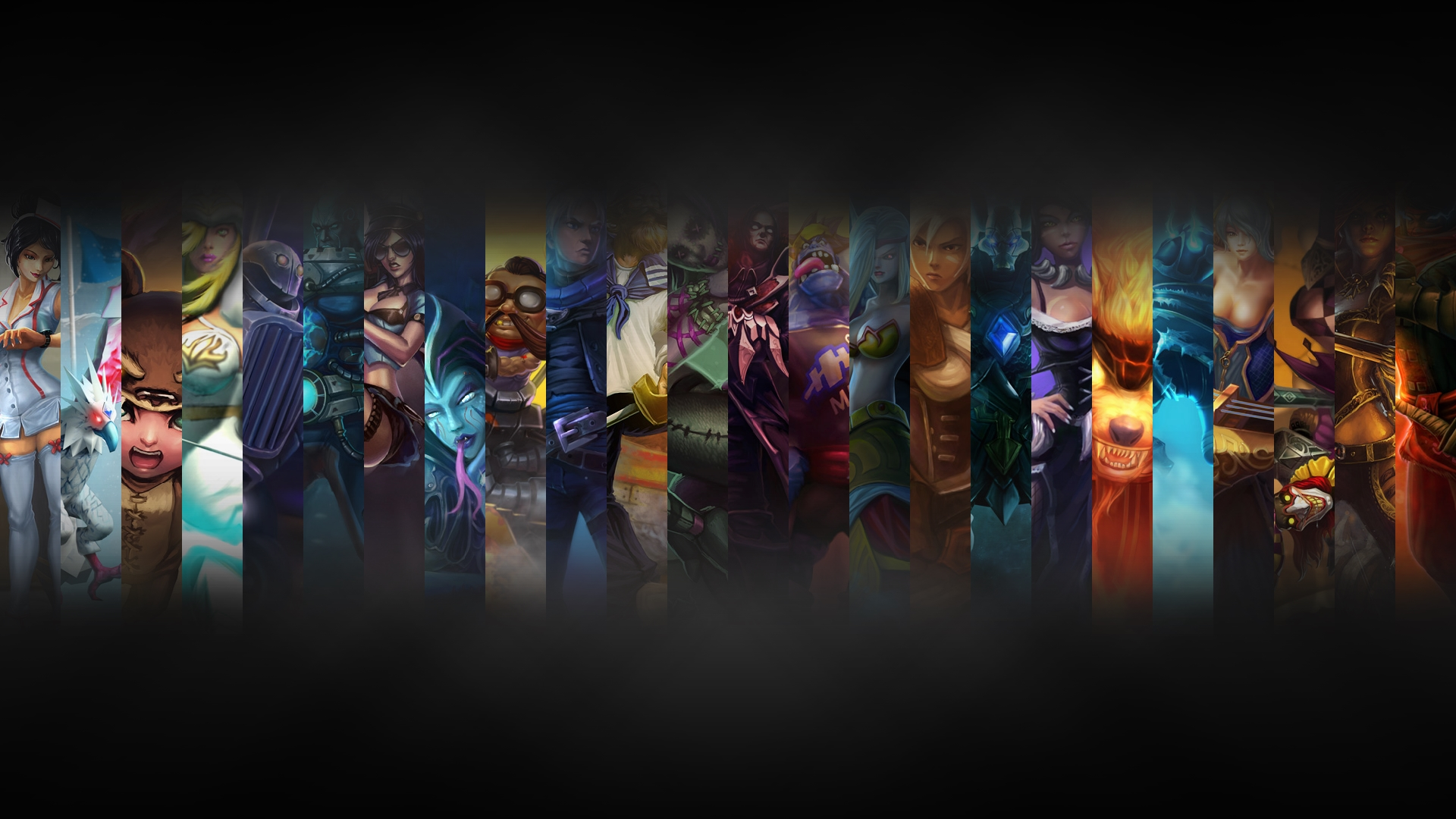 League Of Legends Desktop Wallpaper