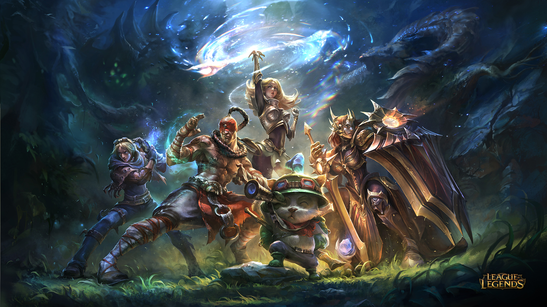 Wallpaper | League of Legends