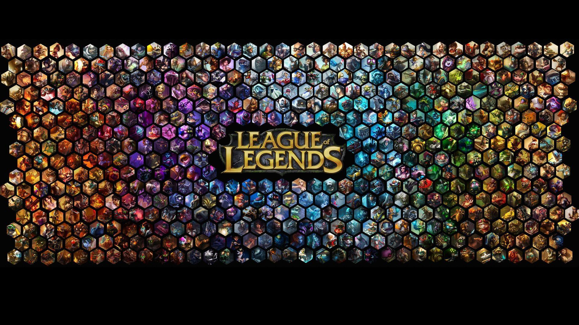 Desktop Backgrounds League Of Legends Group (73+)