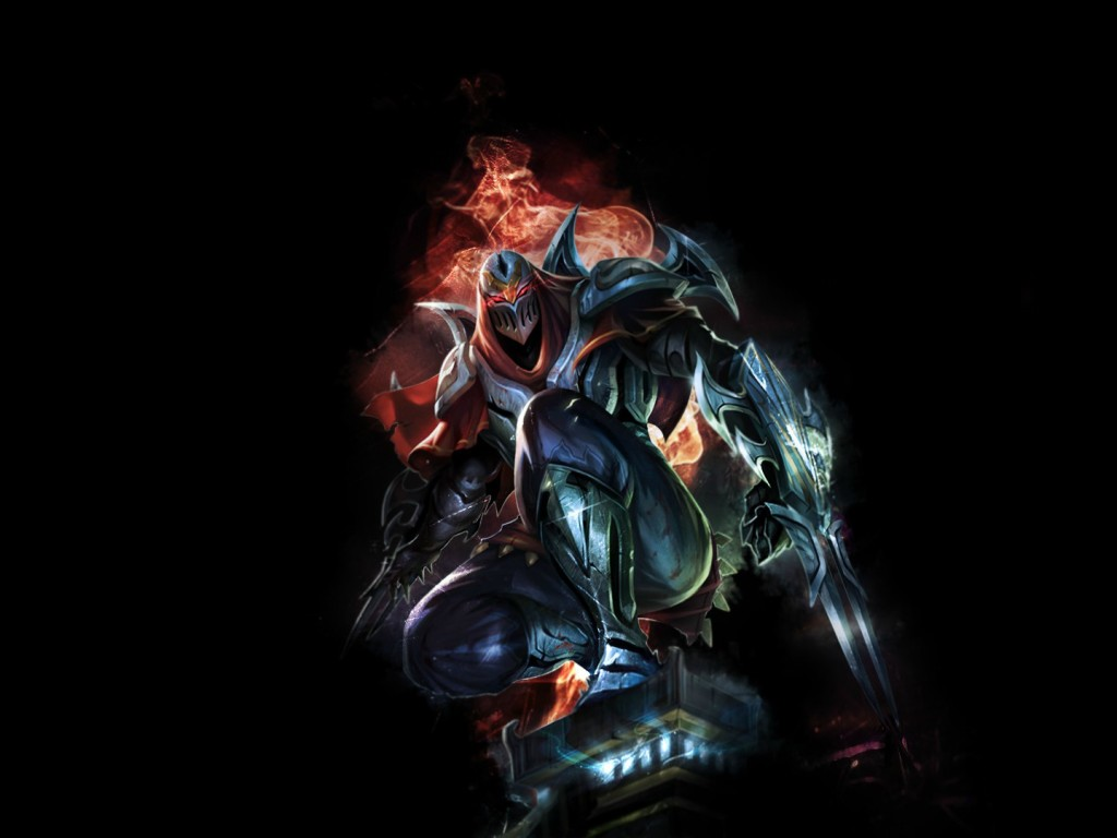 League of Legends Background HD Wallpaper #4382