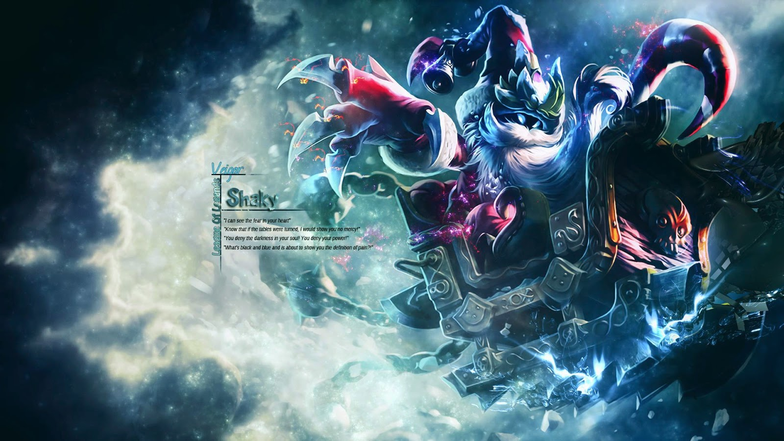 Veigar League of Legends Wallpaper, Veigar Desktop Wallpaper