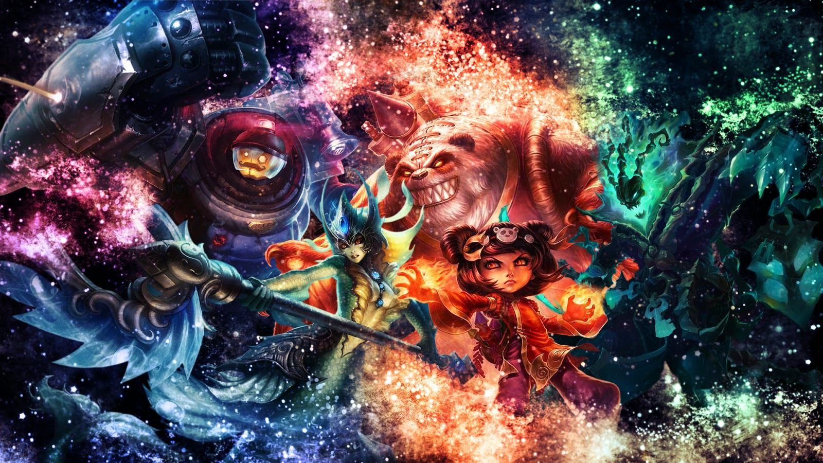 Collection of Desktop Backgrounds League Of Legends on HDWallpapers