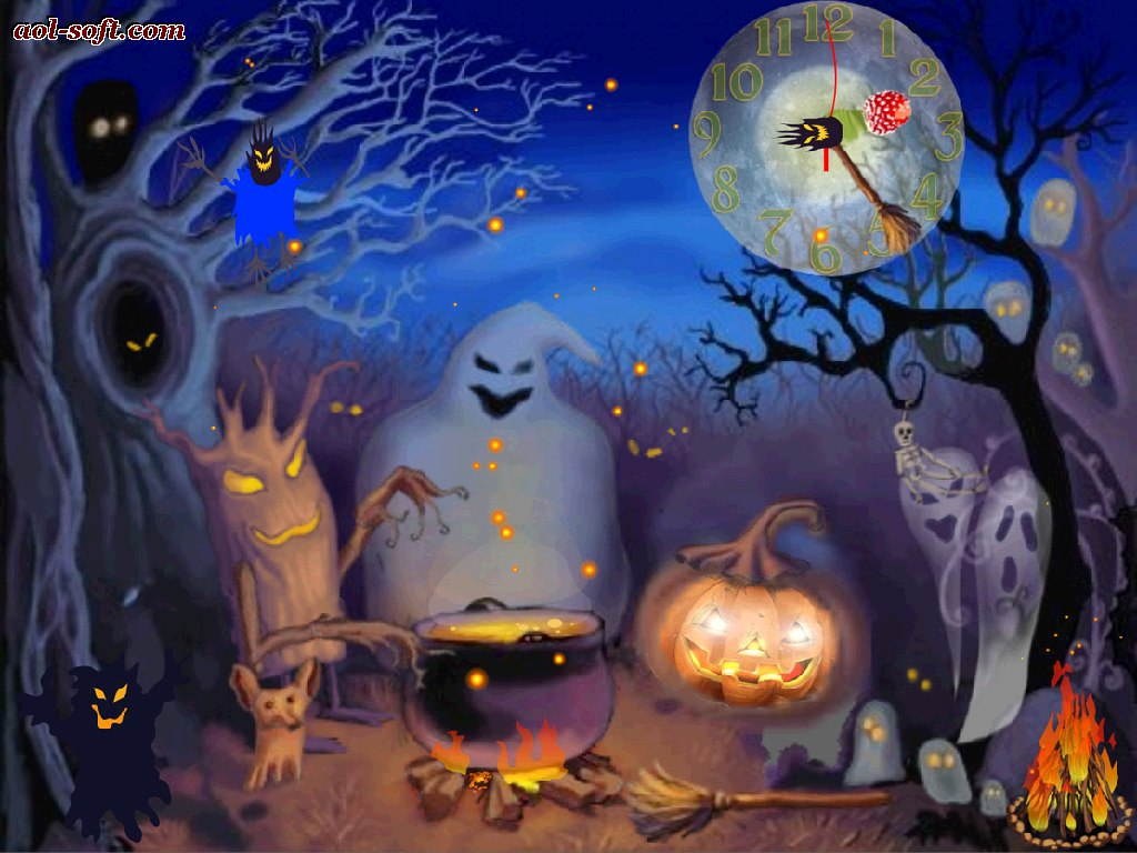 1000+ images about Halloween Themed Desktop Wallpapers on