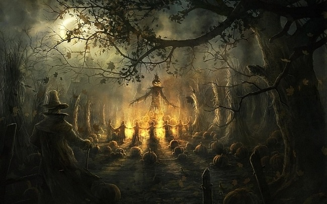 Desktop Fun: Halloween 2011 Wallpaper Collection [Bonus Edition]