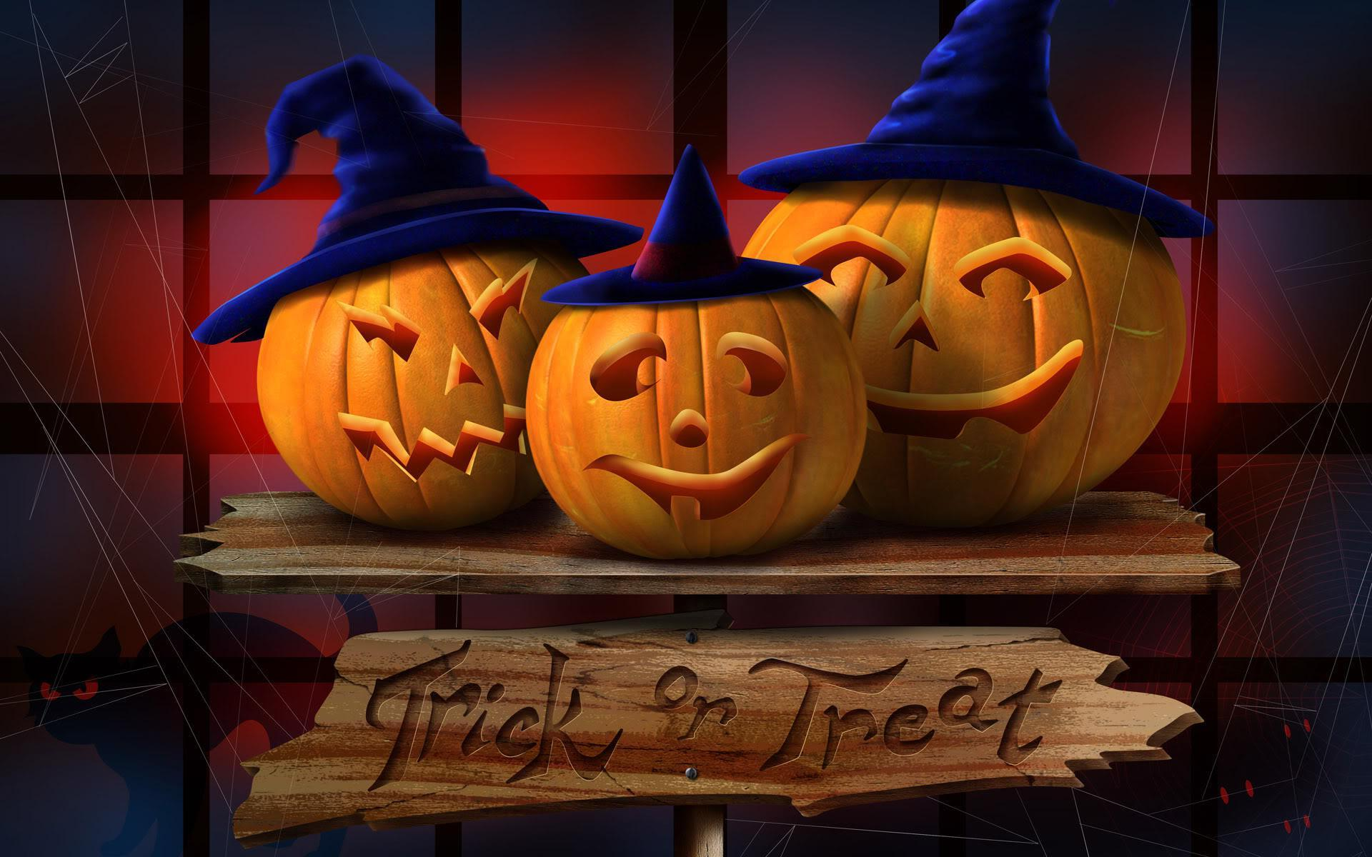 halloween free desktop wallpaper #9