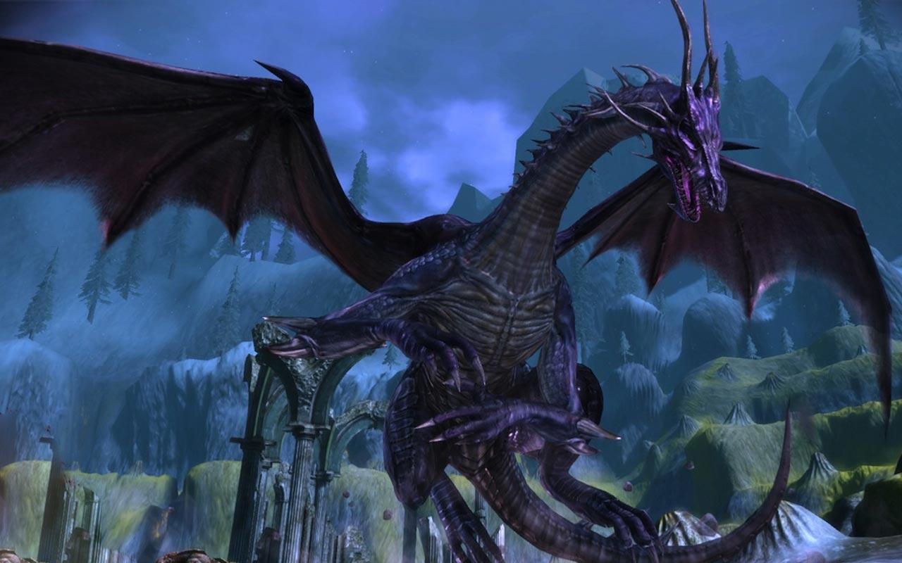 Dragon Desktop Wallpapers - Wallpaper Cave