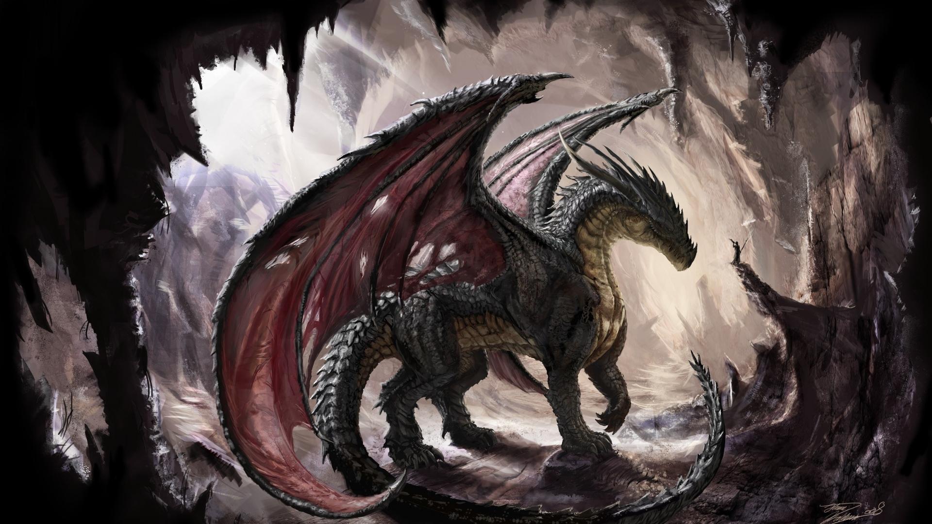 Dragons Wallpapers Hd Sf Wallpaper