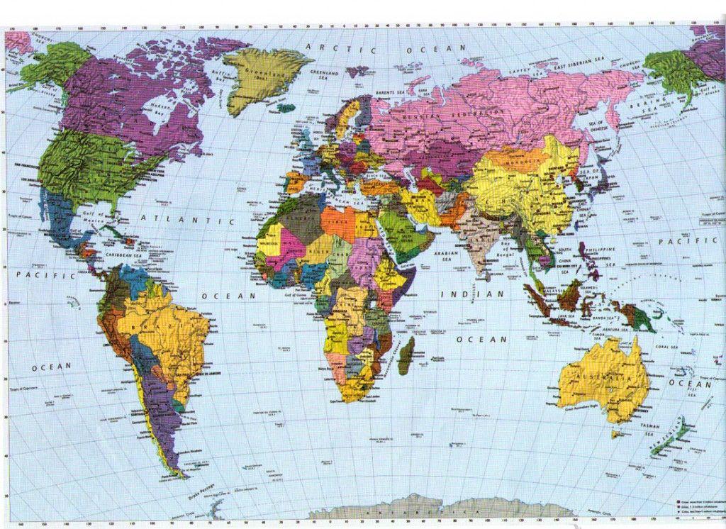 Desktop wallpaper map sf wallpaper world map desktop background group 0 gumiabroncs Gallery