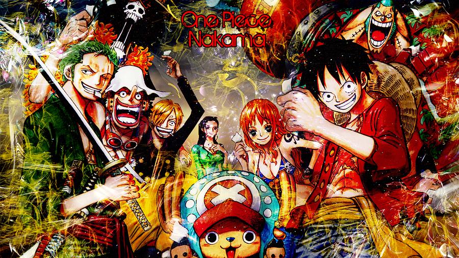 One Piece Desktop Wallpapers