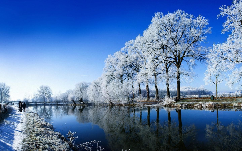 winter scenes desktop backgrounds - sf wallpaper