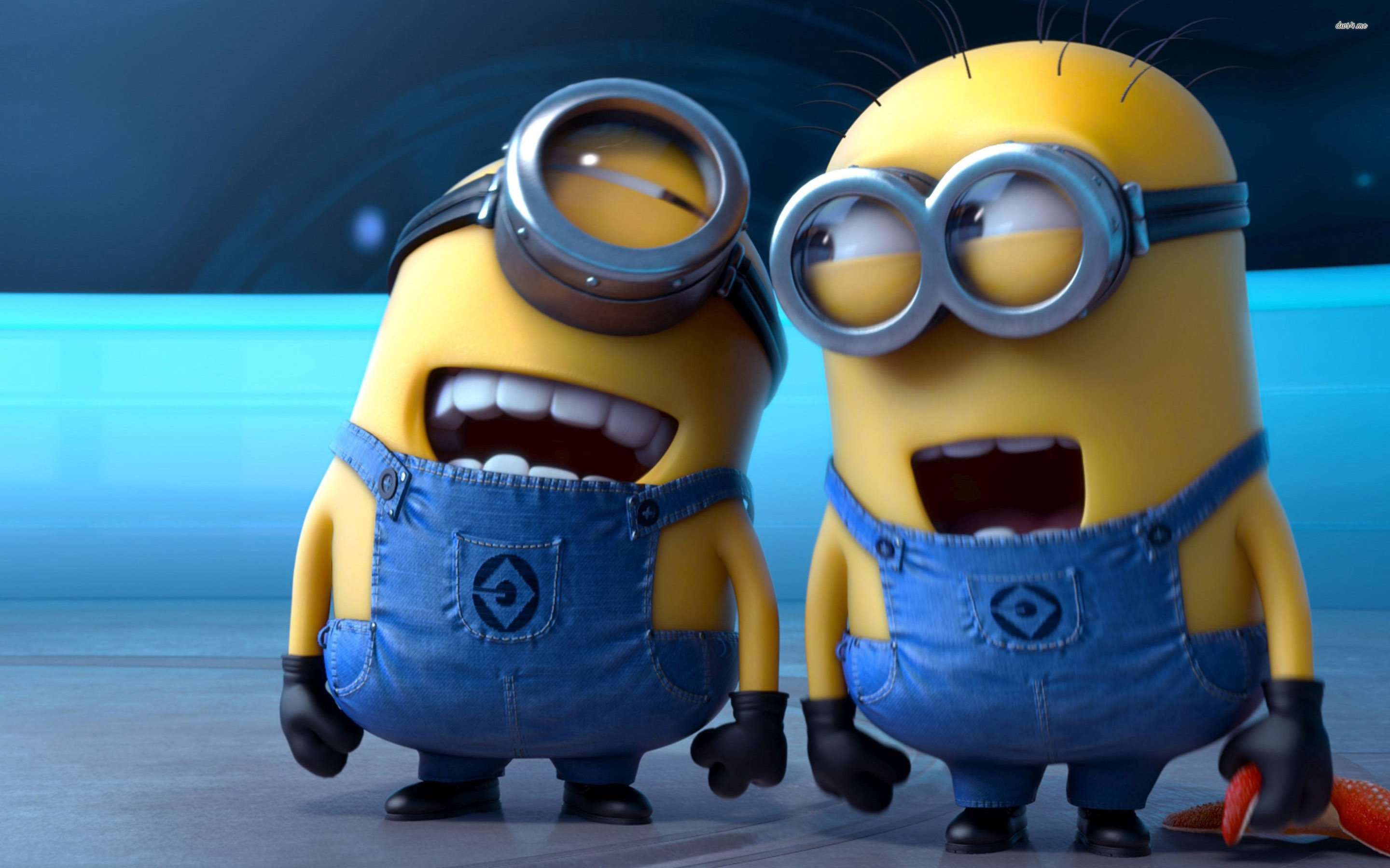 despicable me minion wallpaper - sf wallpaper