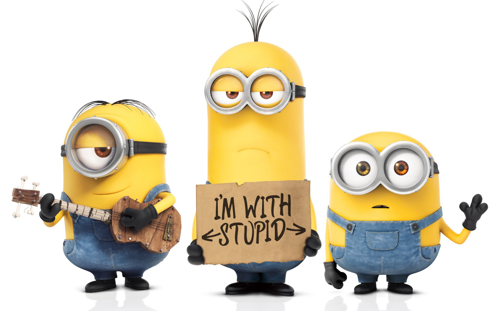 Despicable Me Minion Wallpapers Group (83+)