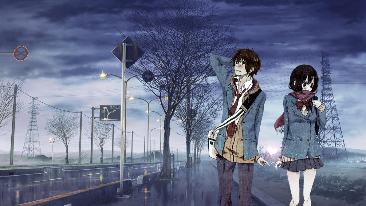 Anime Wallpaper  By Cenarius  On Deviantart