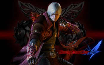 37 Devil May Cry 4 HD Wallpapers | Backgrounds - Wallpaper Abyss