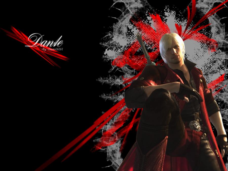 Dante Devil May Cry Wallpaper - WallpaperSafari