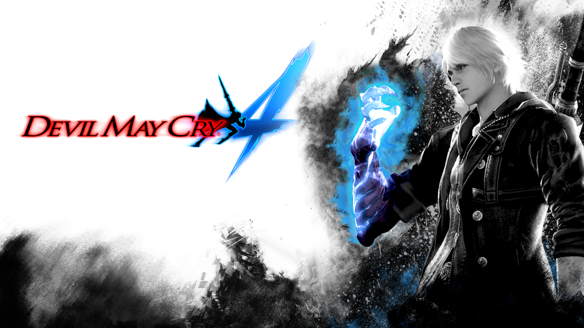 26 Dante (Devil May Cry) HD Wallpapers | Backgrounds - Wallpaper Abyss