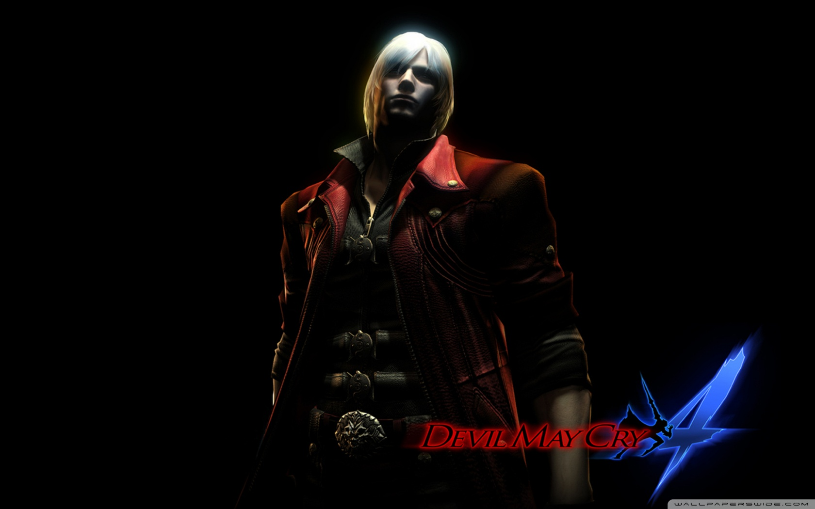 Devil May Cry 4 - Dante HD desktop wallpaper : High Definition
