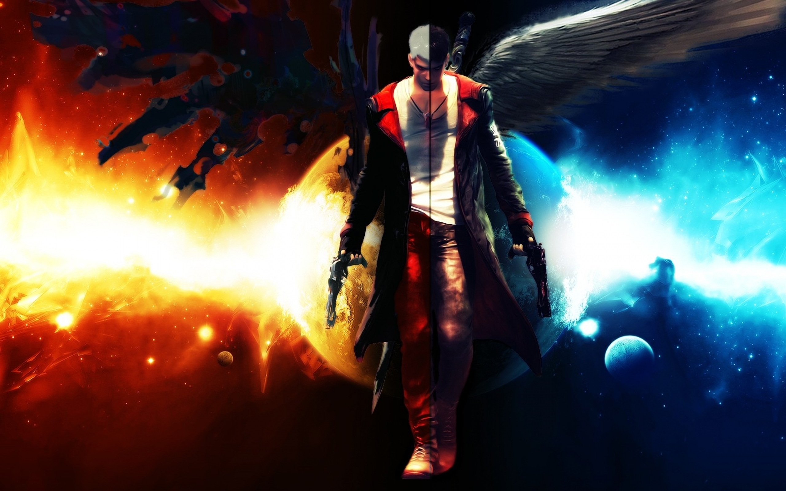 Download Wallpapers, Download 2560x1600 devil may cry 5 dmc devils