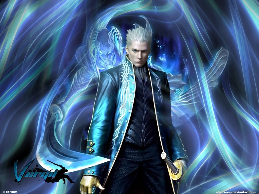 Devil May Cry 3 Wallpapers - WallpaperSafari