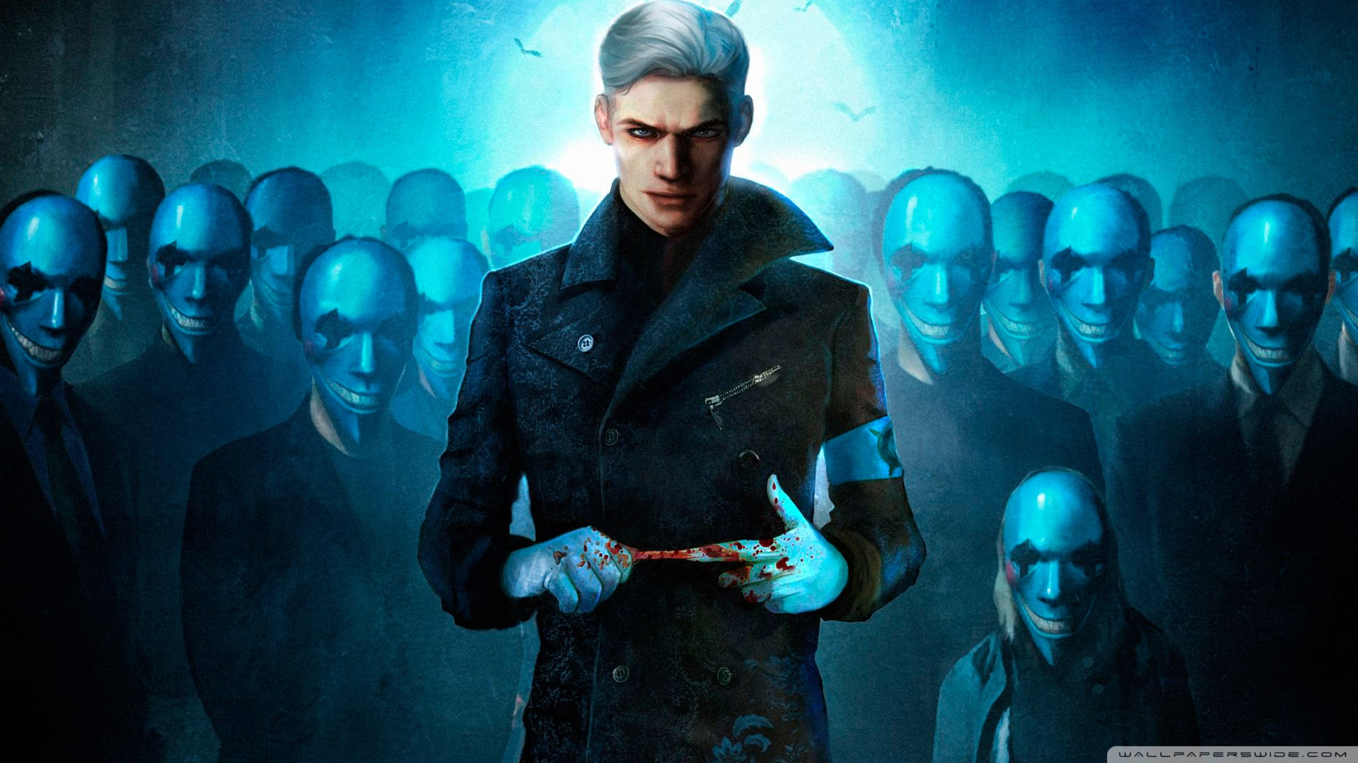 Devil May Cry Vergil Wallpaper Sf Wallpaper