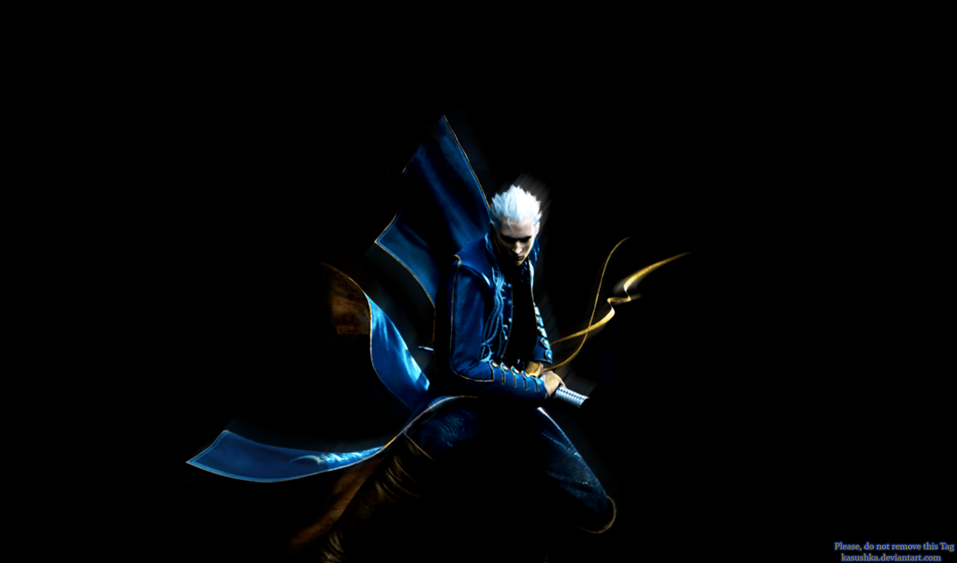 Devil May Cry Vergil Wallpaper Group (56+)