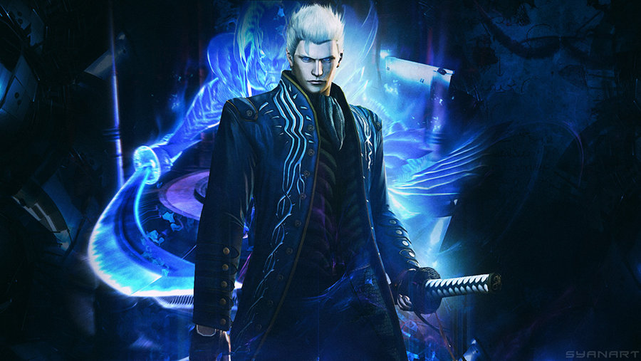 Collection of Devil May Cry Vergil Wallpaper on HDWallpapers