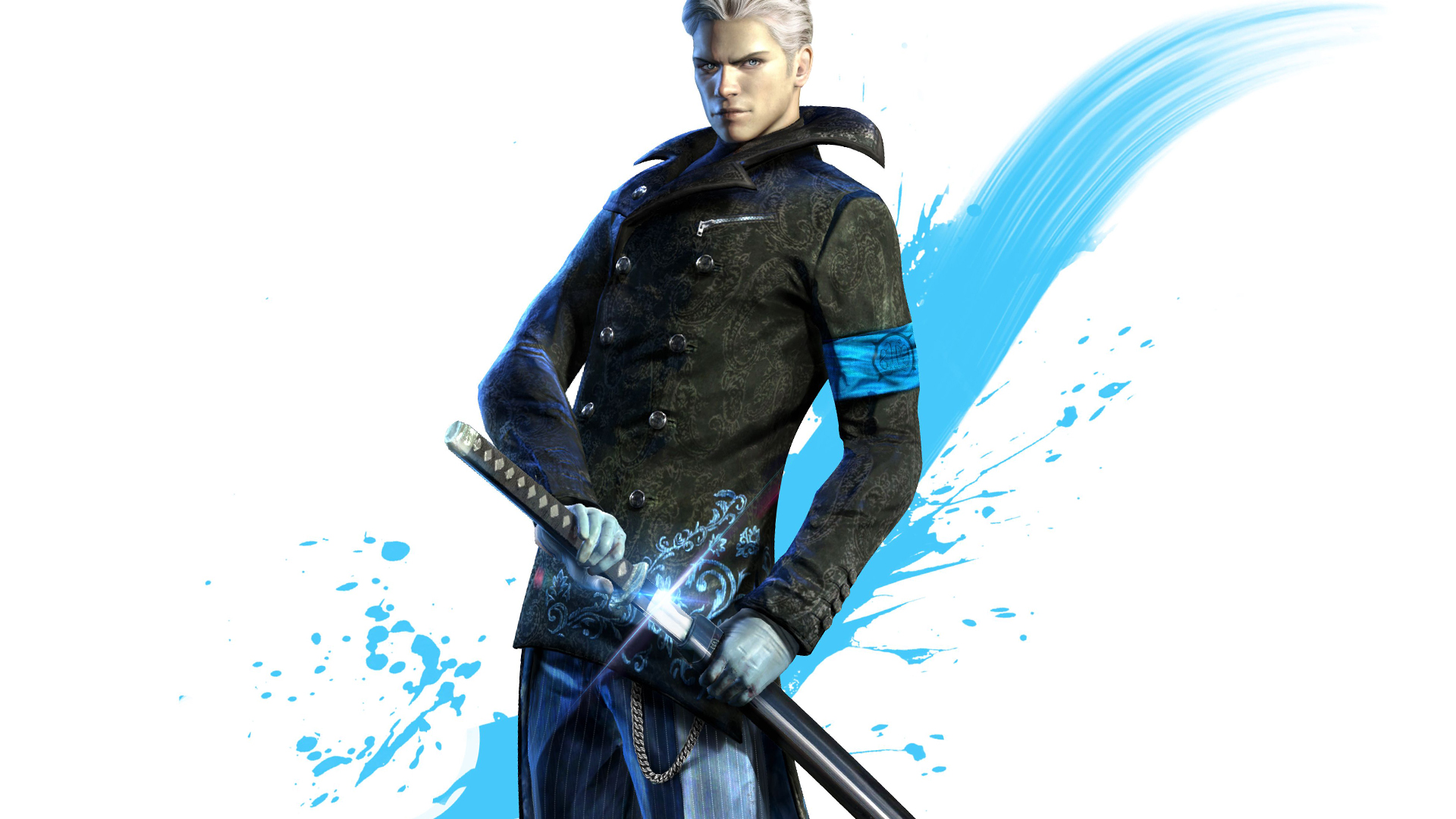 Devil May Cry Vergil Wallpaper - WallpaperSafari