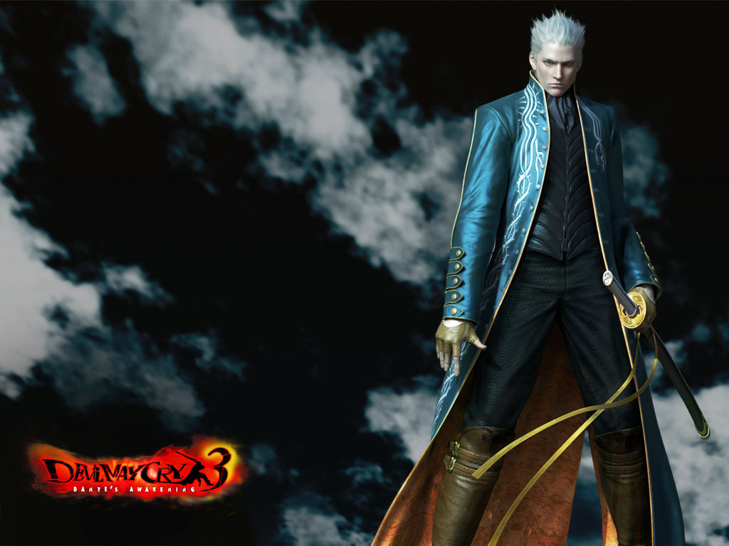 DMC Devil May Cry Wallpaper - WallpaperSafari
