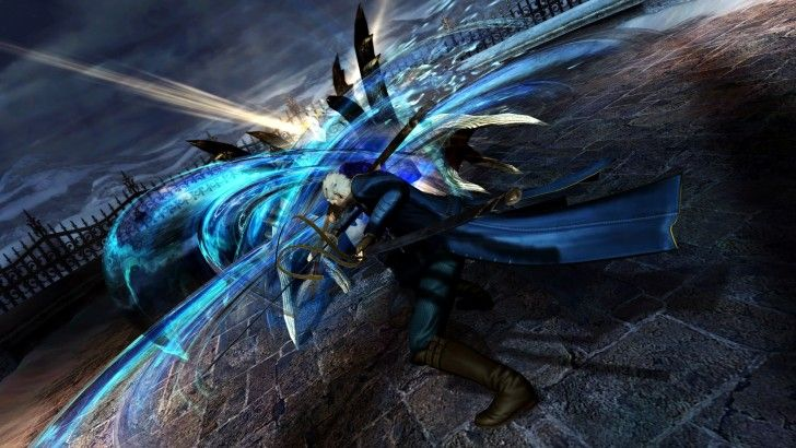 Download Vergil Yamato Combo Wallpaper Devil May Cry 4 Special