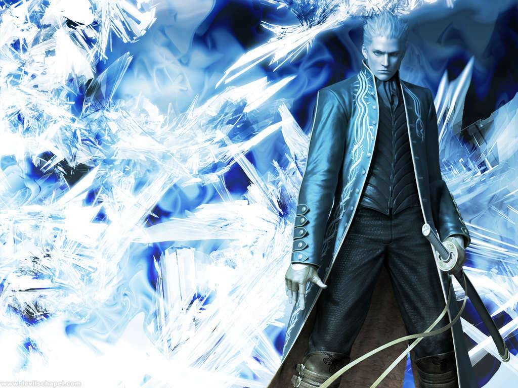 Devil May Cry Vergil Wallpaper - Devil May Cry Wallpaper