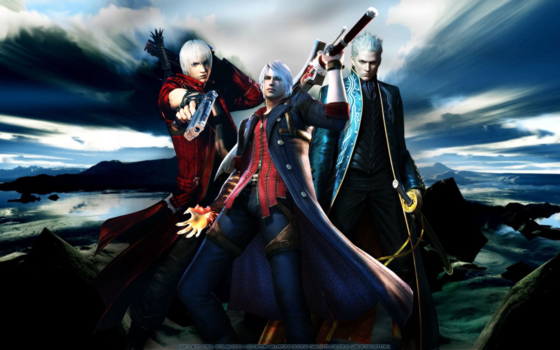 Devil May Cry Vergil Wallpaper Mobile - Cedehm com