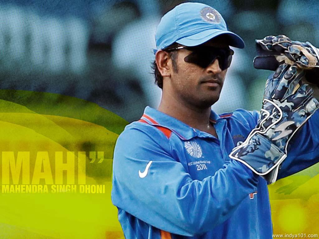 Mahendra Singh Dhoni Wallpapers, Best Images | Mahendra Singh