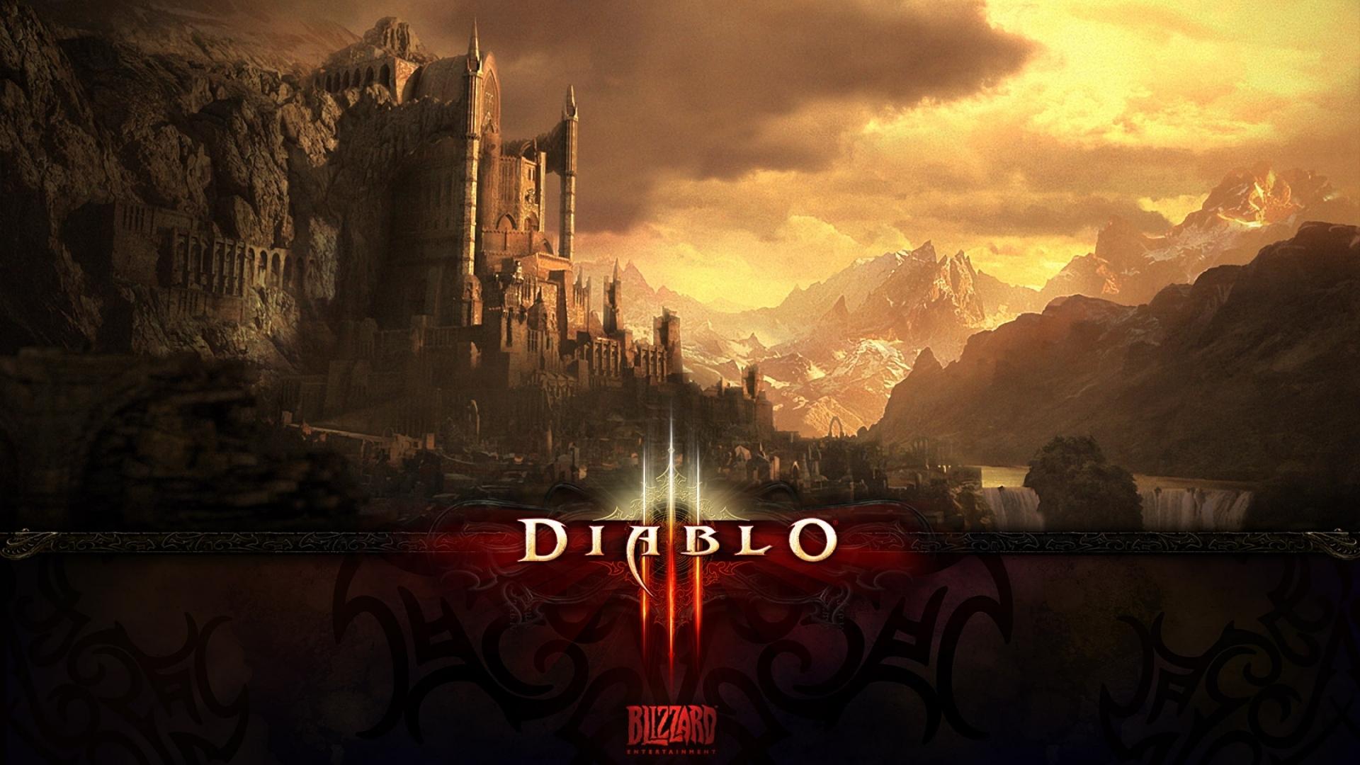 Page 2: Full HD 1080p Diablo 3 Wallpapers HD, Desktop Backgrounds