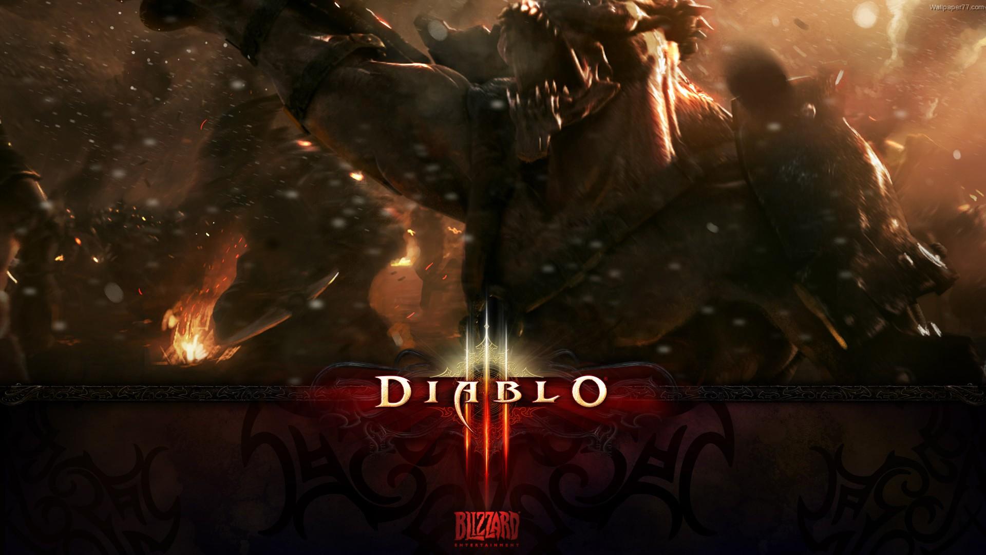 Hd Diablo 3 Wallpaper - WallpaperSafari