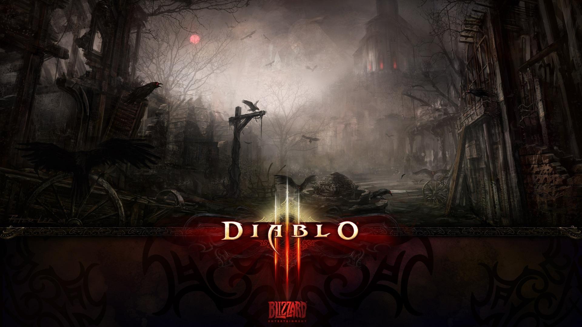 Full HD 1080p Diablo 3 Wallpapers HD, Desktop Backgrounds
