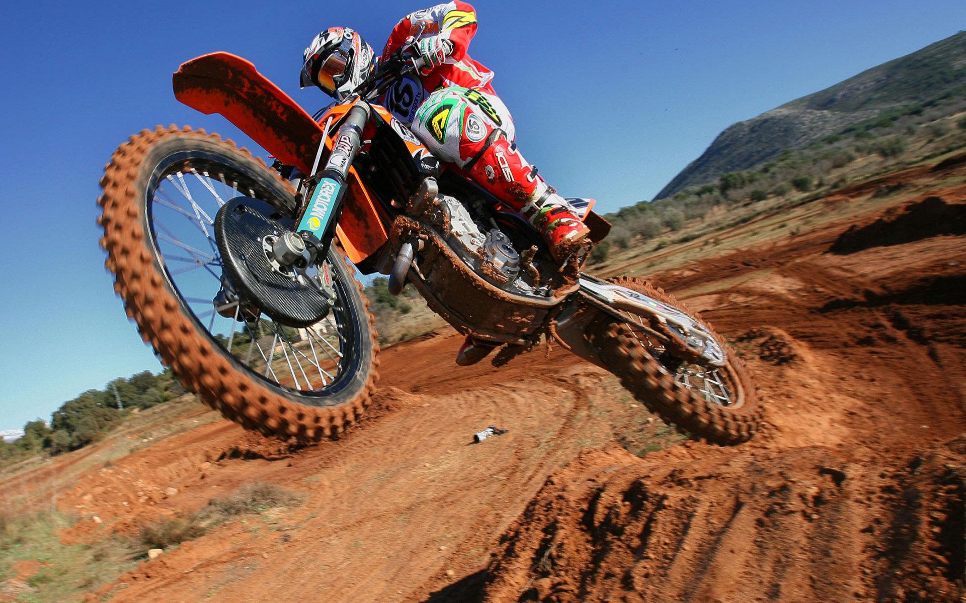Dirt Bike Wallpaper HD - WallpaperSafari