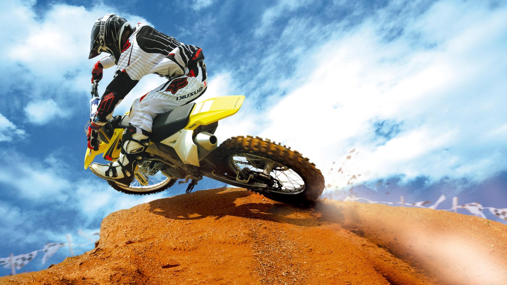 Free Dirt Bike HD Backgrounds | PixelsTalk Net