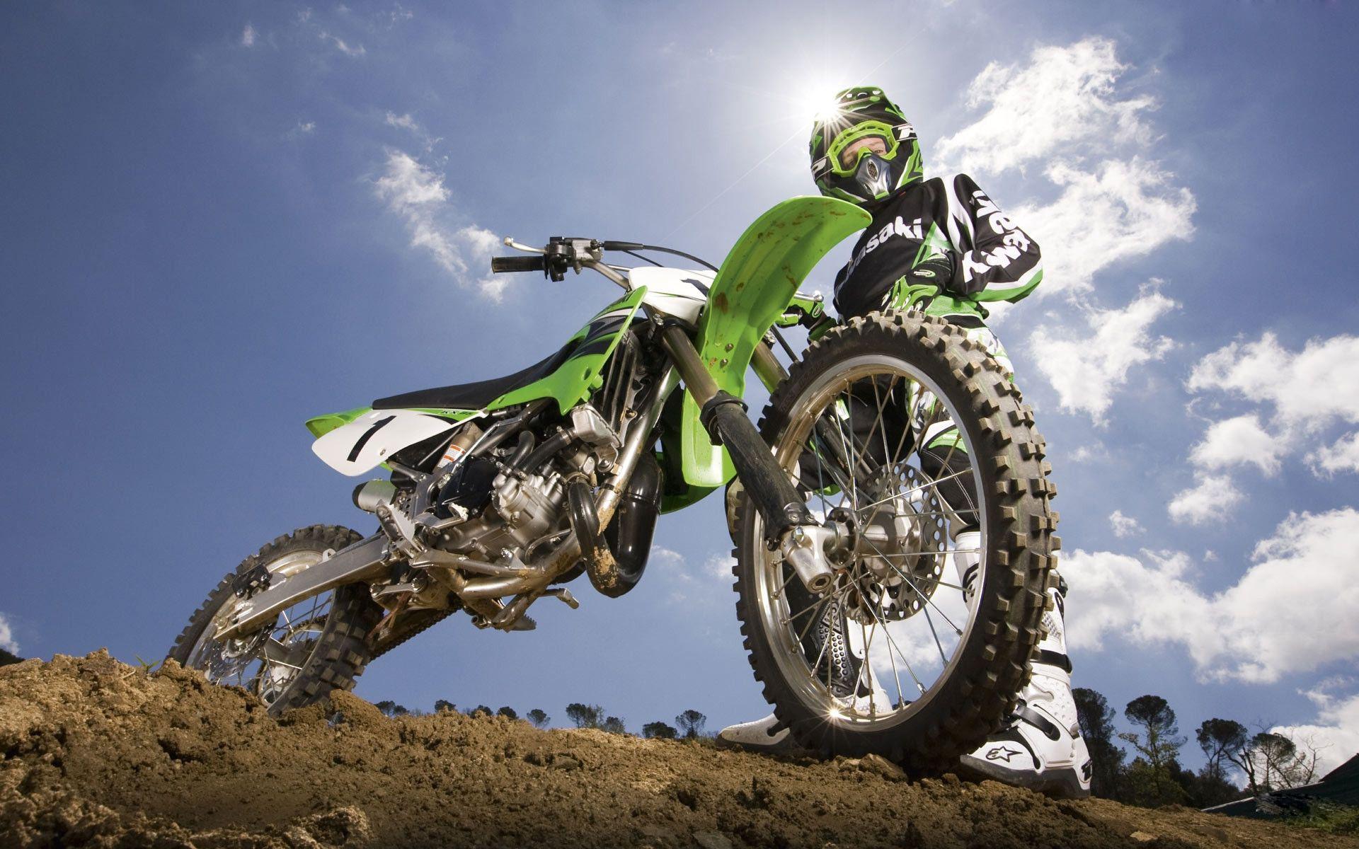 Free HD Dirt Bike Wallpapers | PixelsTalk Net