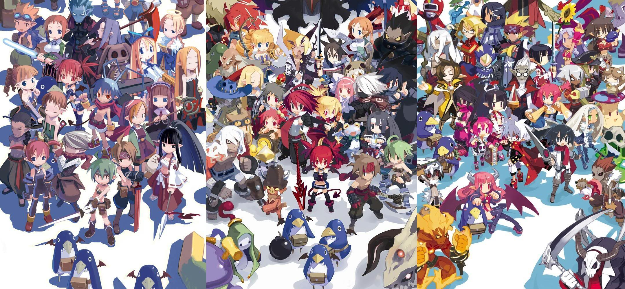 43 Disgaea HD Wallpapers | Backgrounds - Wallpaper Abyss