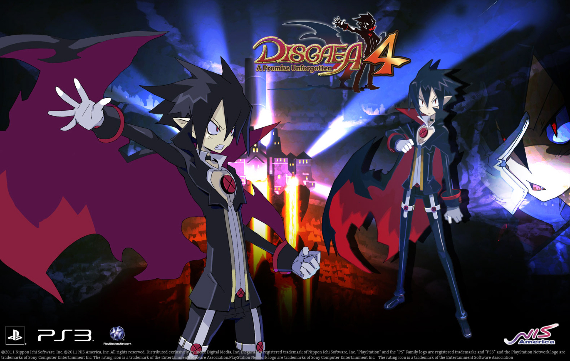 Disgaea 4 Wallpaper (HD)