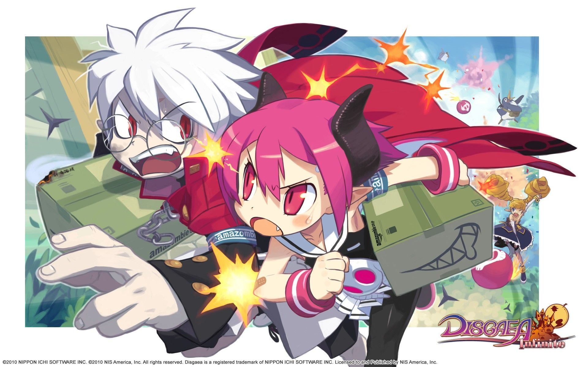 Disgaea Wallpapers - Wallpaper Cave