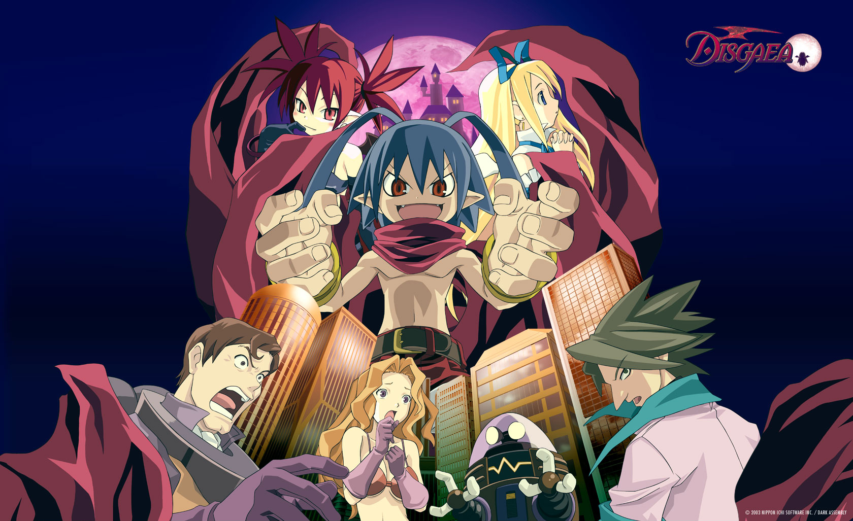 1 Kurtis (Disgaea) HD Wallpapers | Backgrounds - Wallpaper Abyss