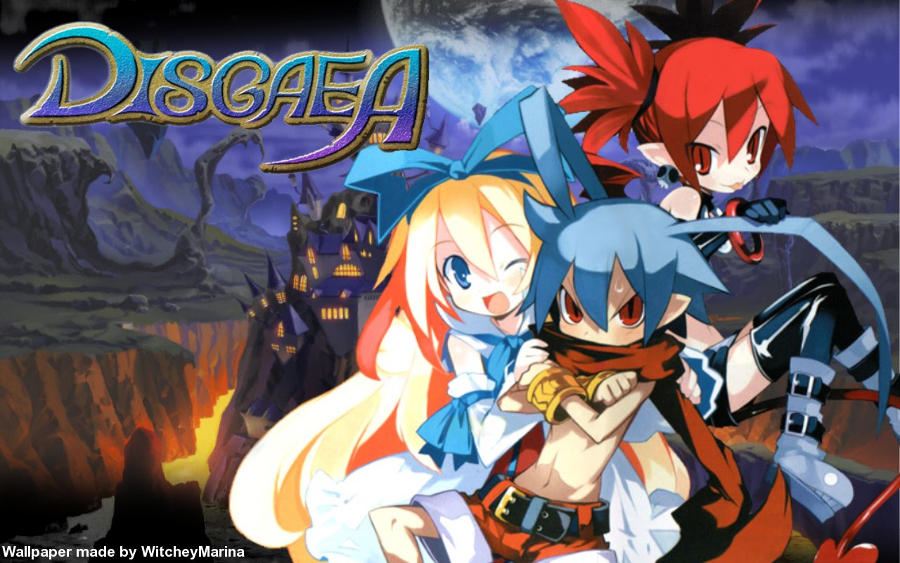 Disgaea wallpapers | Wallpapers Wiki | Fandom powered by Wikia