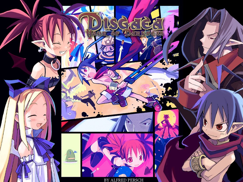 64 Disgaea HD Wallpapers | Backgrounds - Wallpaper Abyss