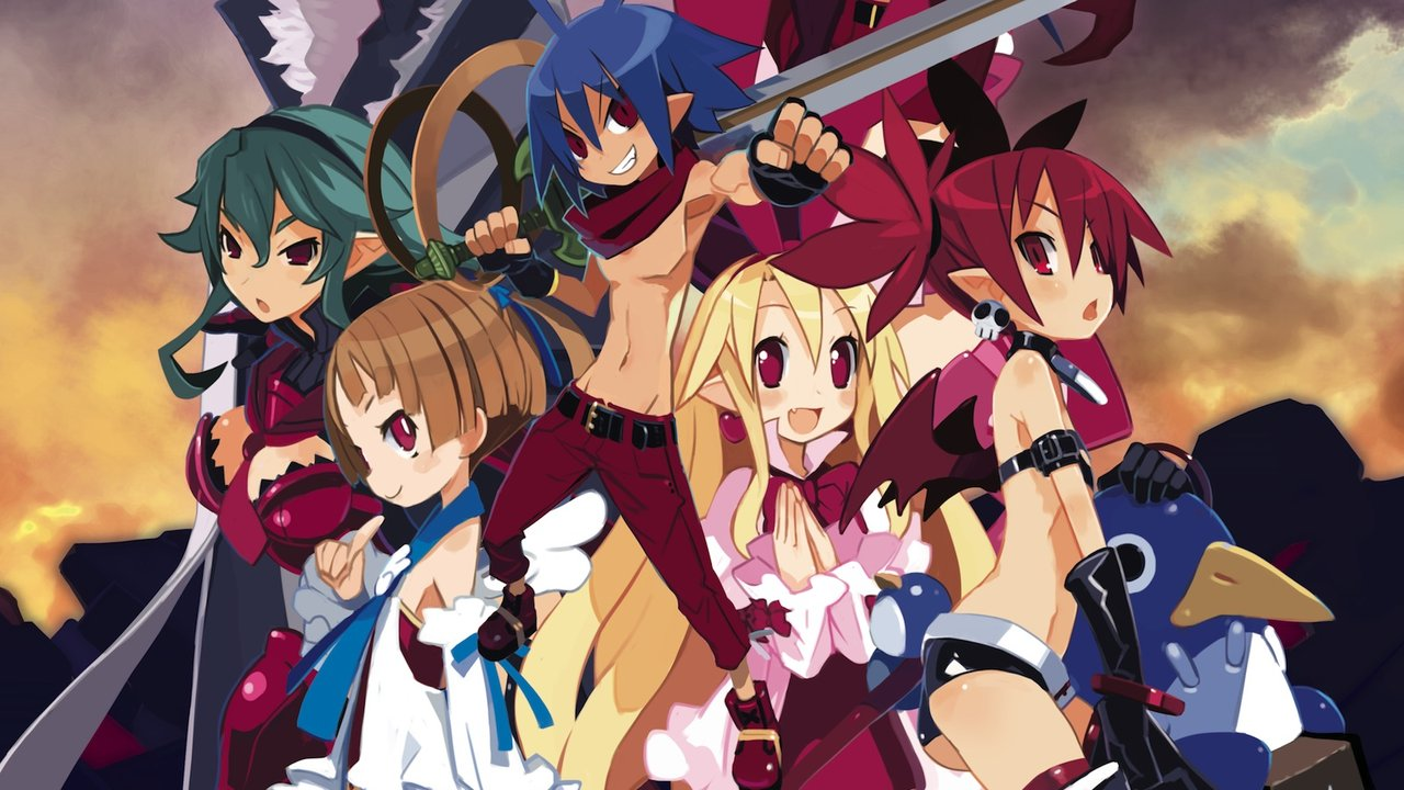 1 Disgaea D2: A Brighter Darkness HD Wallpapers | Backgrounds